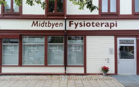 Midtbyen fysioterapi Trondheim